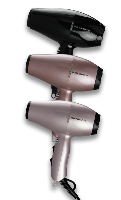 Silver Bullet 45 Hair Dryer Official Site