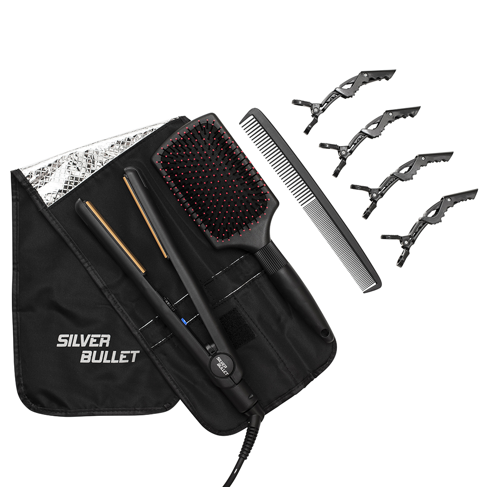 Silver Bullet Attitude Hair Straightener Accessories