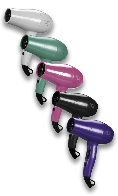 Silver Bullet Baby Travel Hair Dryer Official Website