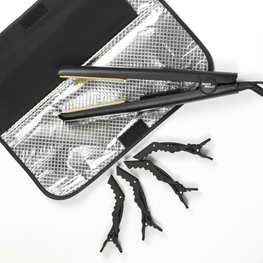 Silver Bullet Fastlane Envy Hair Straightener Accessories
