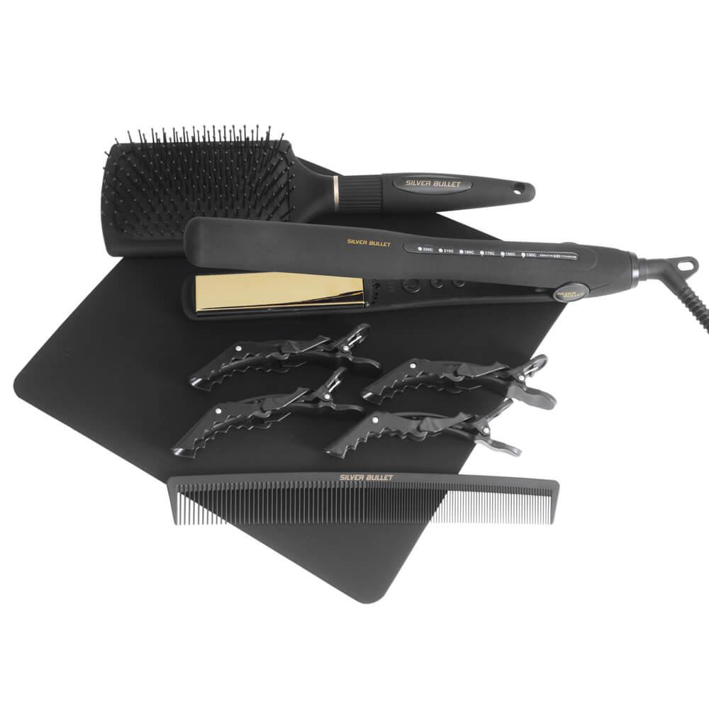 Silver Bullet Keratin 230 Hair Straightener