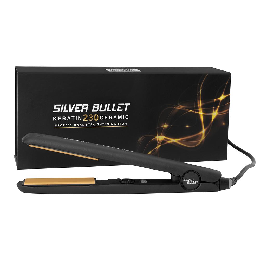 Silver Bullet Keratin 230 Ceramic 25mm Hair Straightener