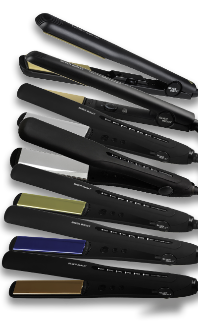 Silver Bullet Keratin 230 Hair Straightener Official Site