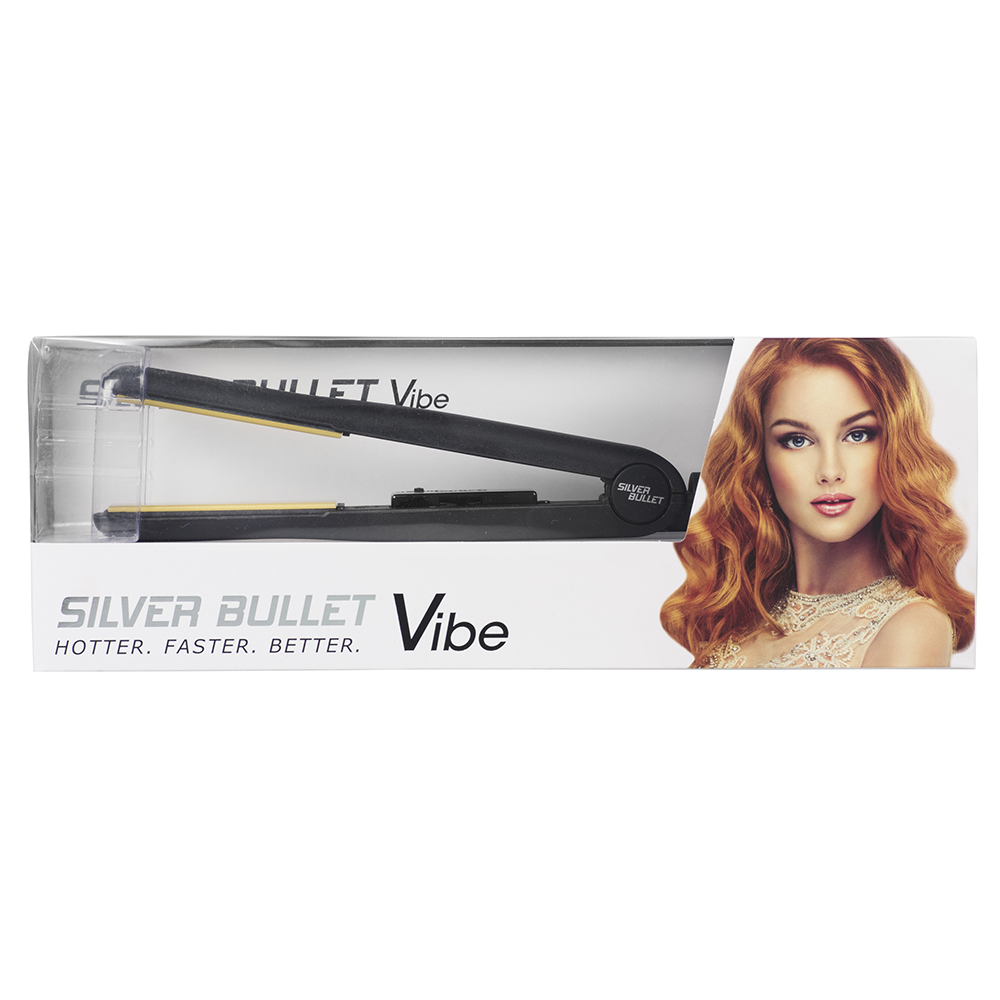 Silver Bullet Vibe Hair Straightener Buy Now