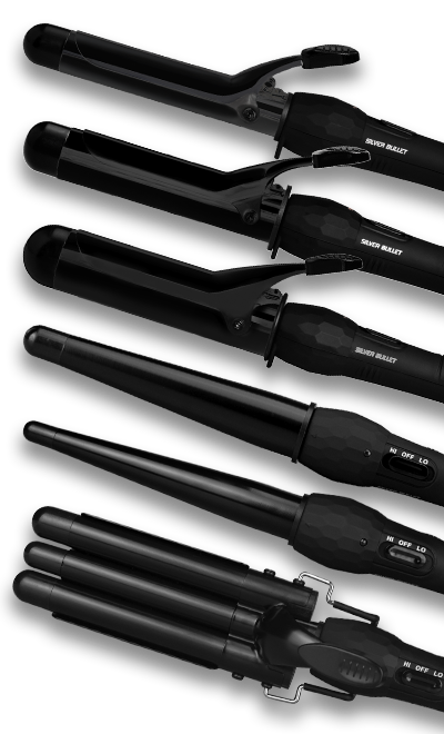 Silver Bullet City Chic Curling Irons Official Site