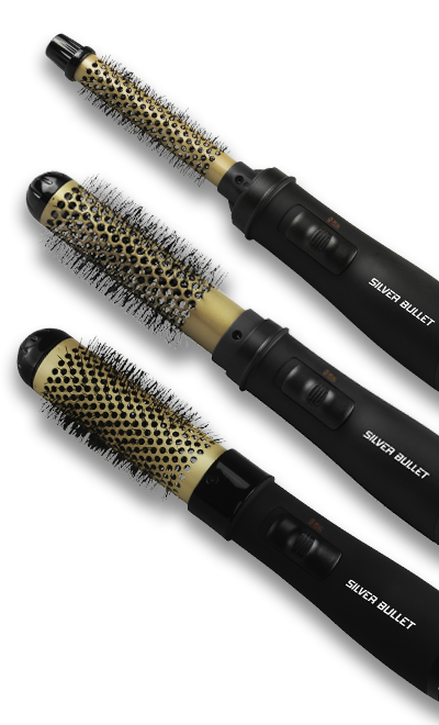 Silver Bullet Genesis Hot Air Brush Official Site