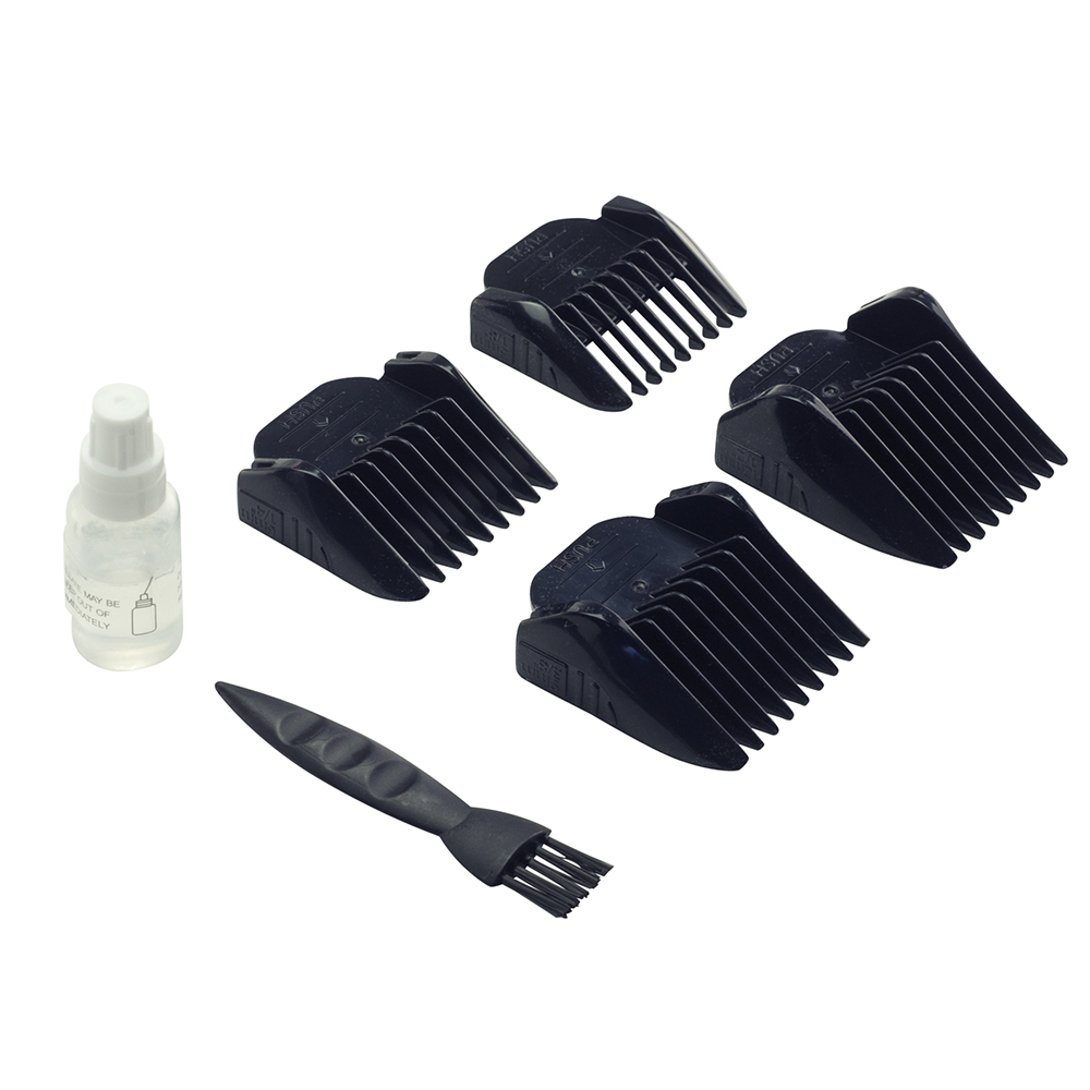 Silver Bullet Ceramic Pro Hair Clipper Attachments
