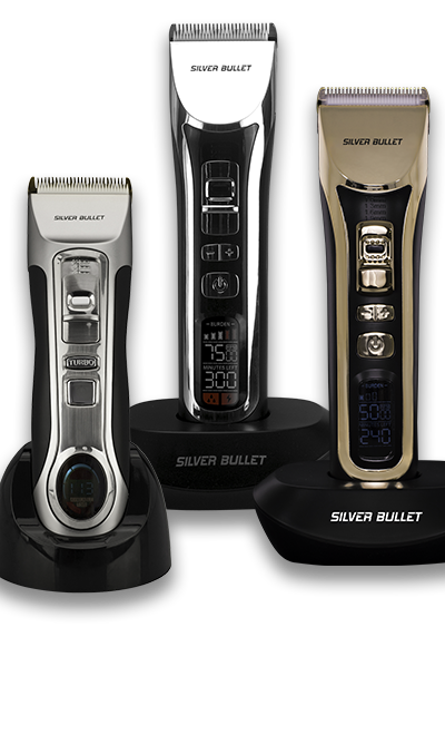 Silver Bullet Ceramic Pro Hair Clippers Official Site