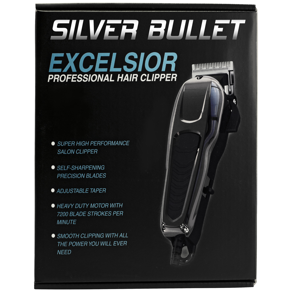 Silver Bullet Excelsior Hair Clipper Attachments