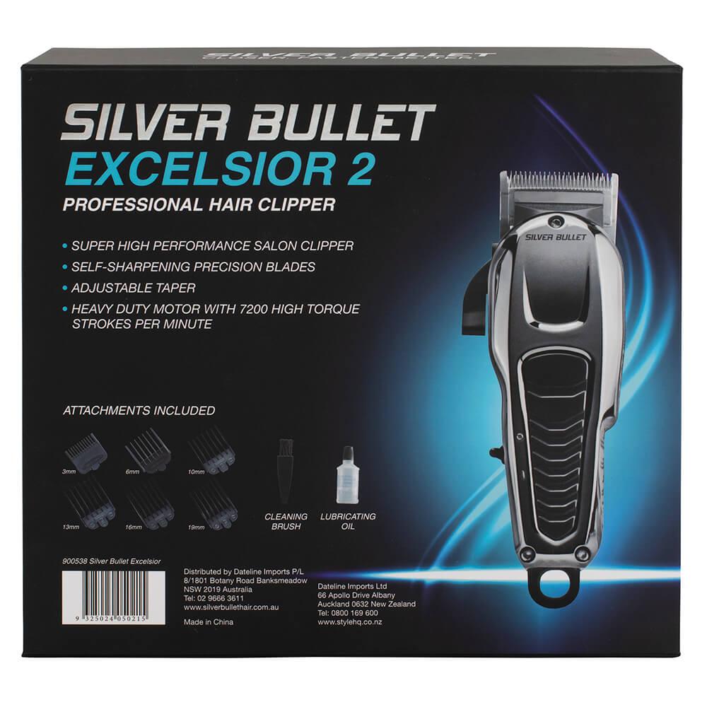 Silver Bullet Excelsior Clipper