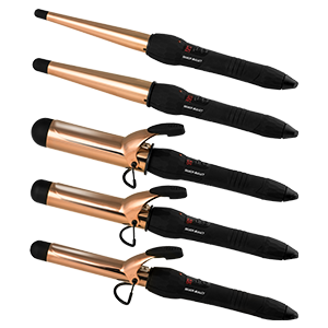 Silver Bullet The Range Curling Irons