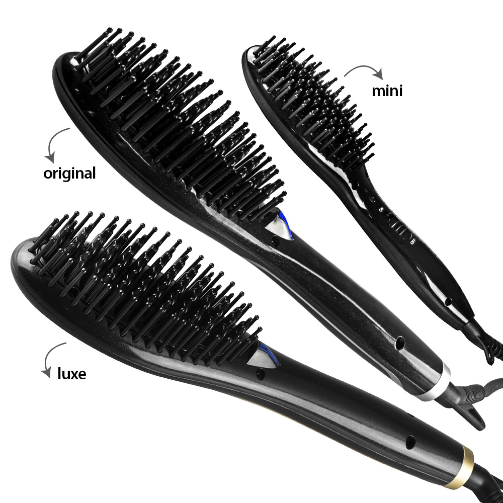 Silver Bullet Hybrid Straightening Brushes Buy Now