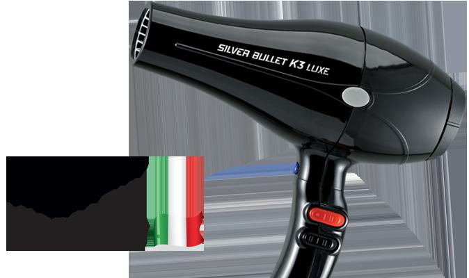 Silver Bullet Luxe K3 Brushless Motor Hairdryer