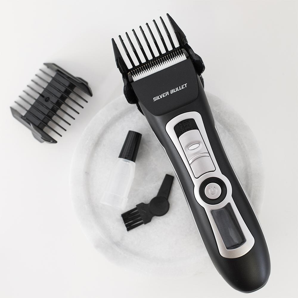 Silver Bullet Enterprise Cord Cordless Hair Clipper_5