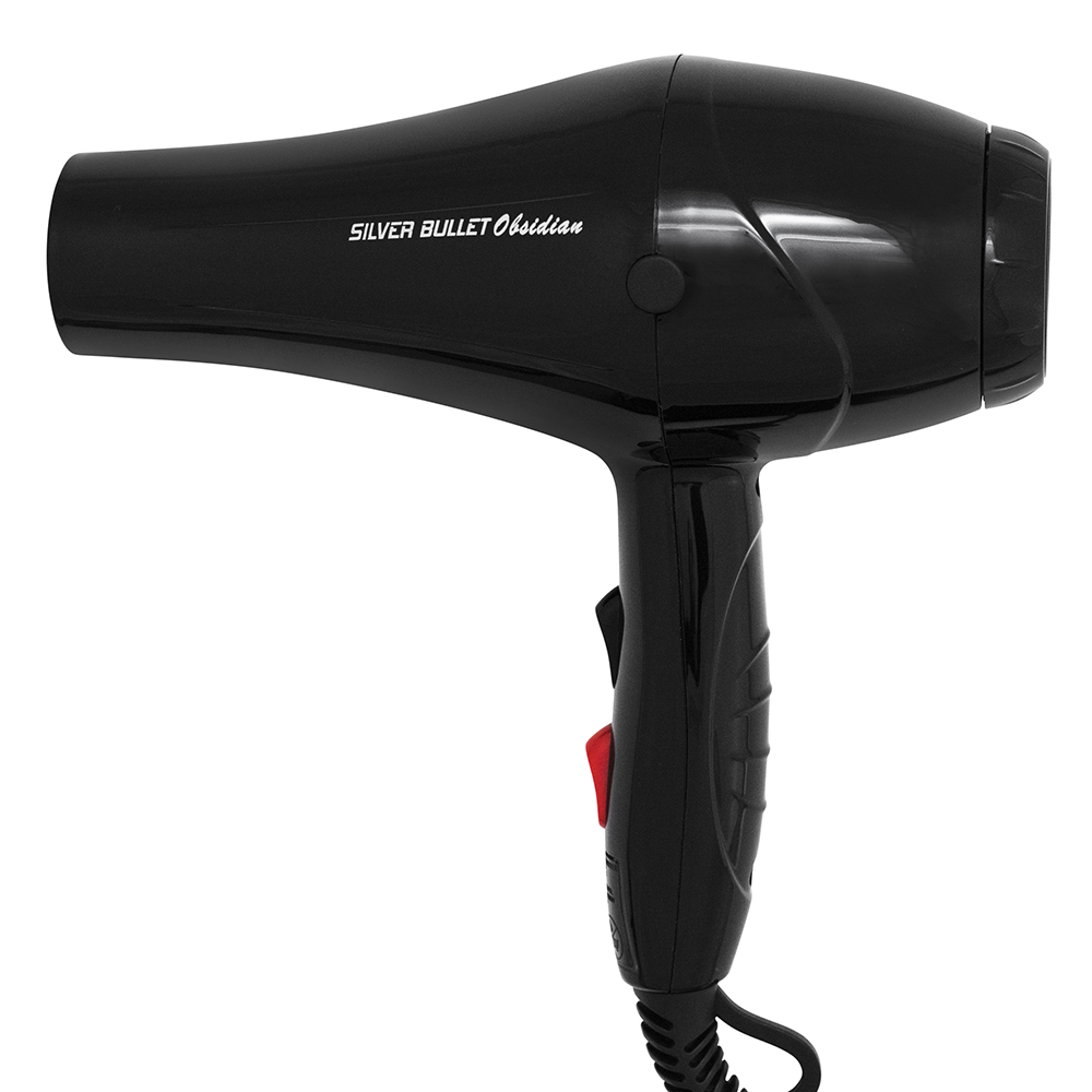 Silver Bullet Obsidian Hair Dryer