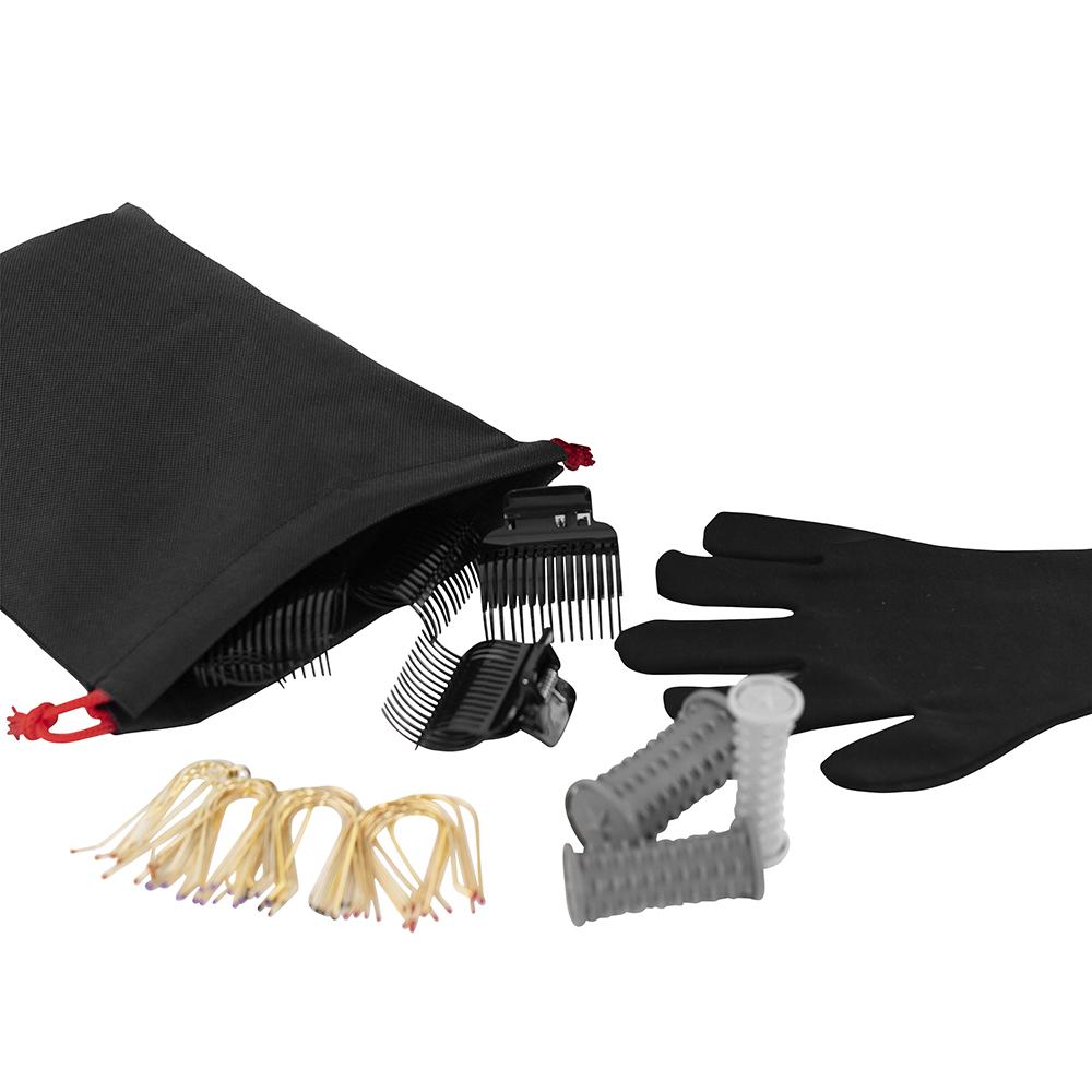 Silver Bullet MasterCurl 20 Ionic Hot Roller Set Accessories