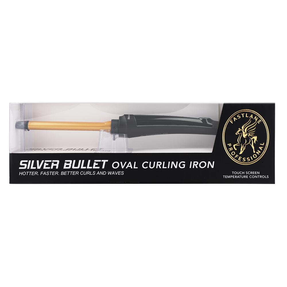 Silver Bullet Fastlane Oval Curlers packaging