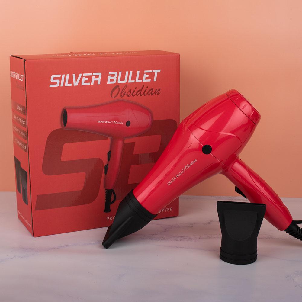 Silver Bullet Obsidian Hair Red Dryer