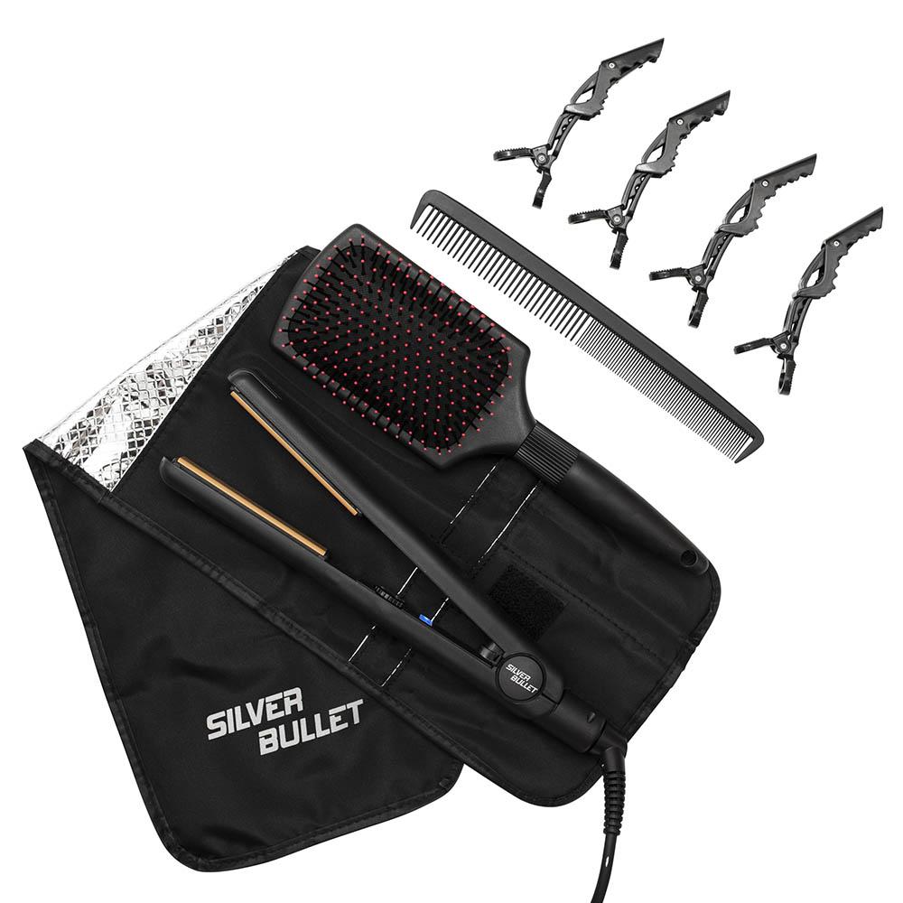 Silver Bullet Attitude Hair Straightener Accessories