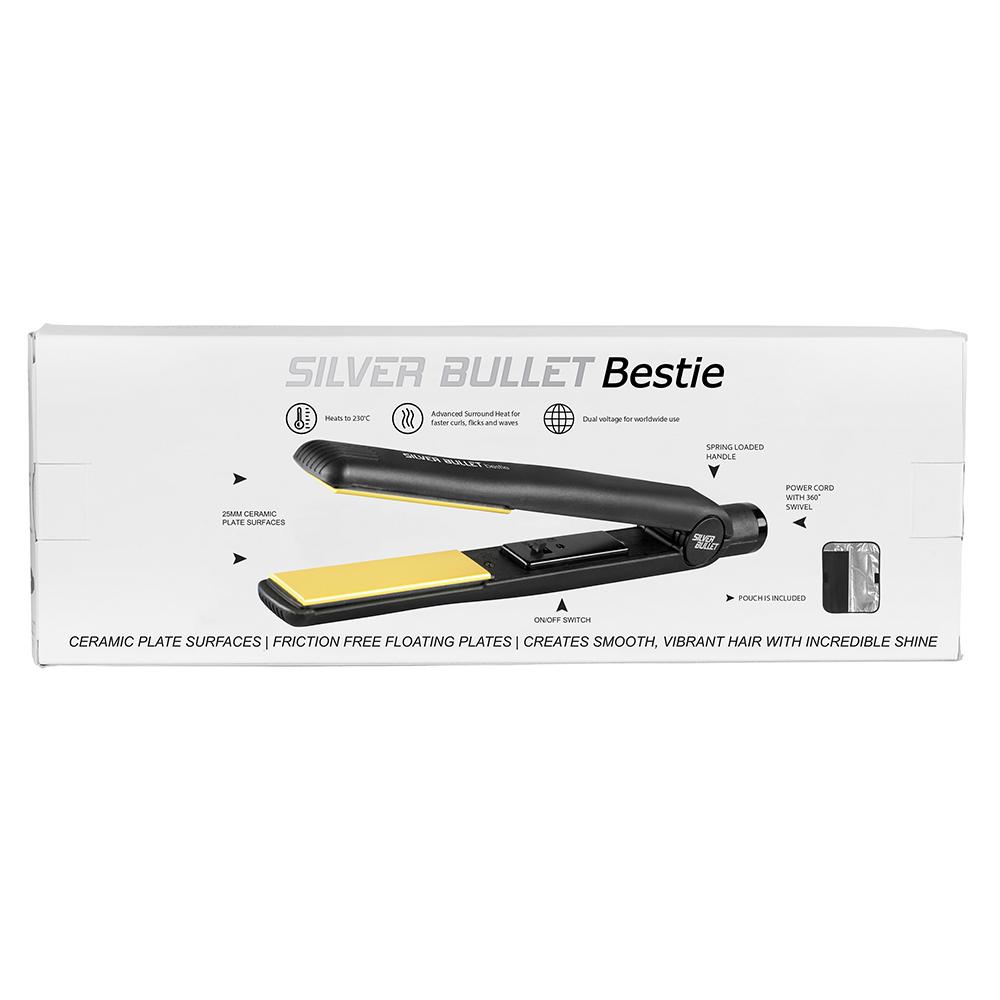 Silver Bullet Bestie Hair Straightener Features