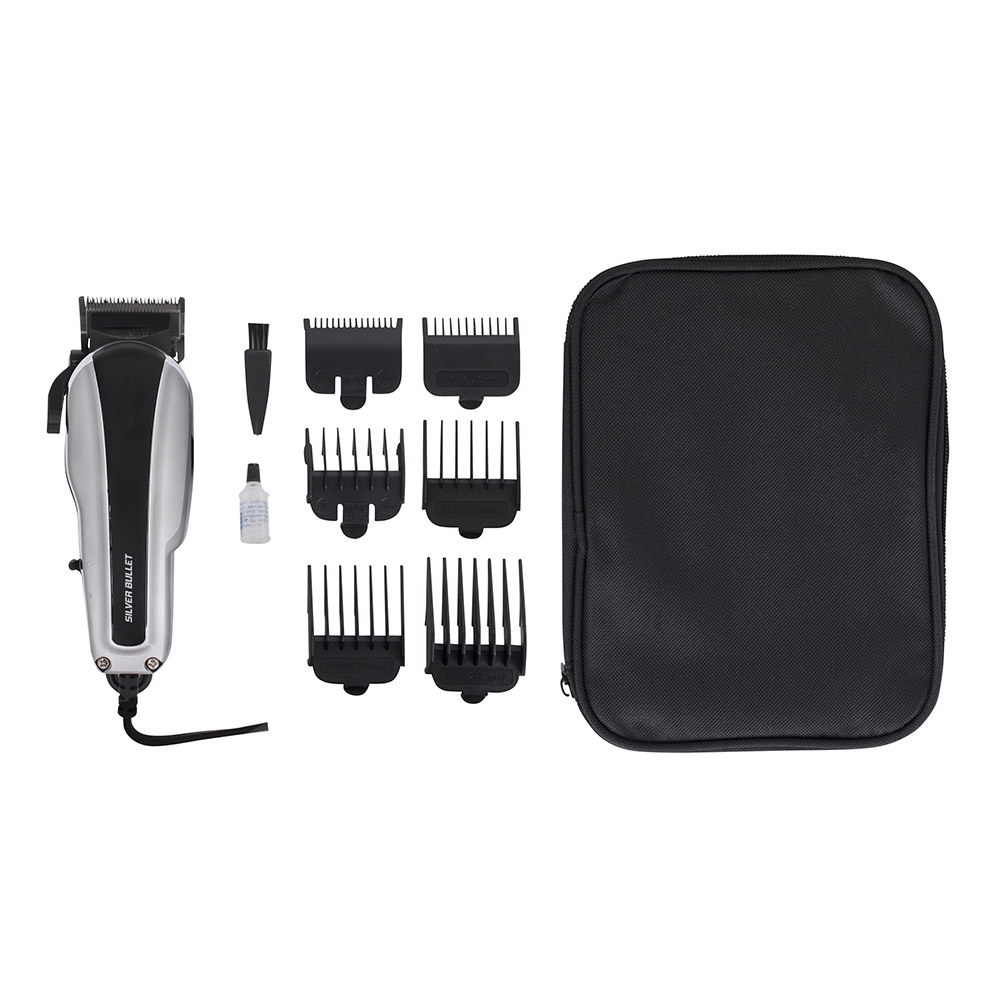 Silver Bullet Major Buzz Hair Clipper Accessories
