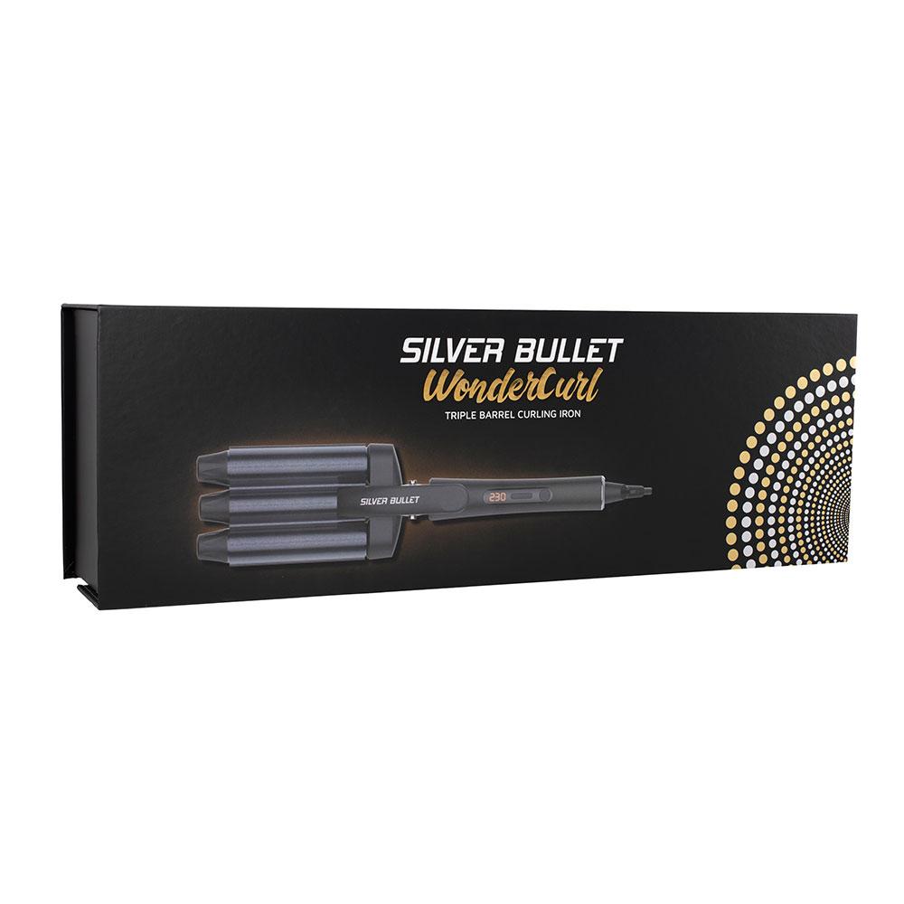Silver Bullet WonderCurl Triple Barrel Curling Iron_3