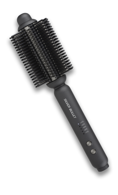 Silver Bullet Limitless Volumising Hot Brush Official Site