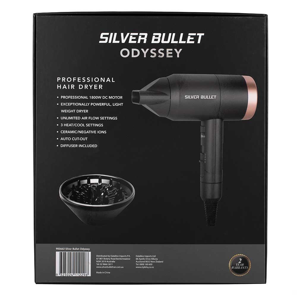 Silver Bullet Odyssey Hair Dryer_3